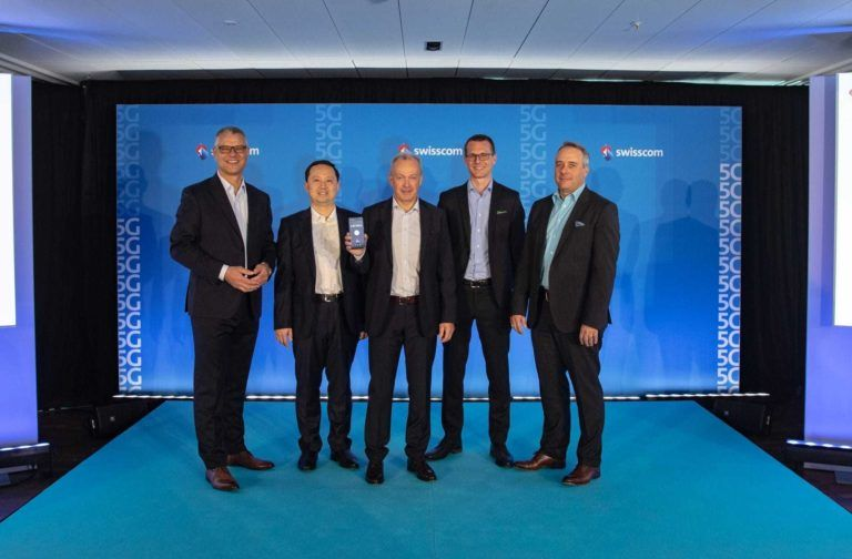 The first commercial 5G network in Europe