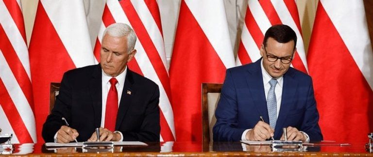 """""""Joint Declaration of Poland and the United States of America on 5G"""" will settle in Huawei?"""