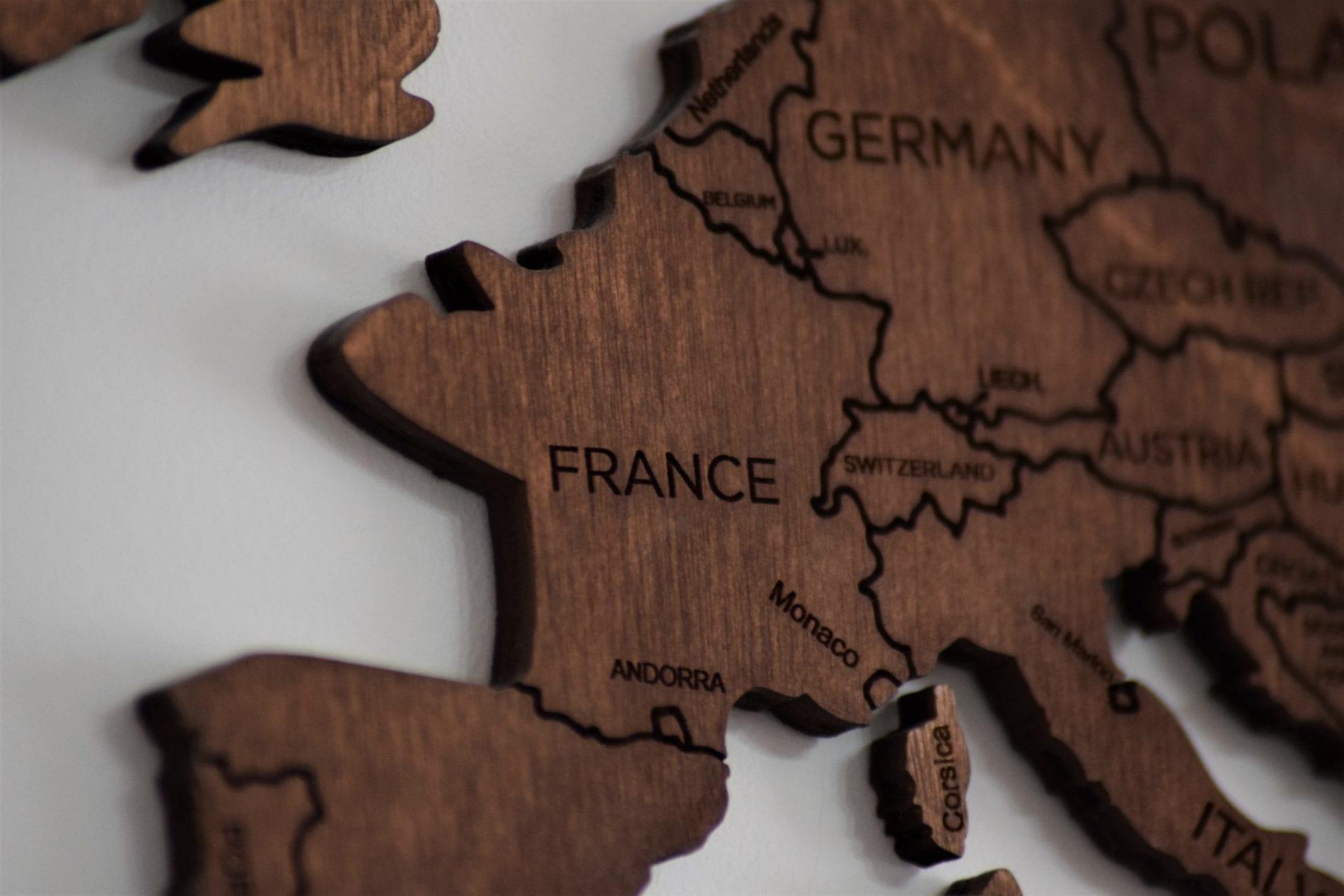 Francja i Niemcy