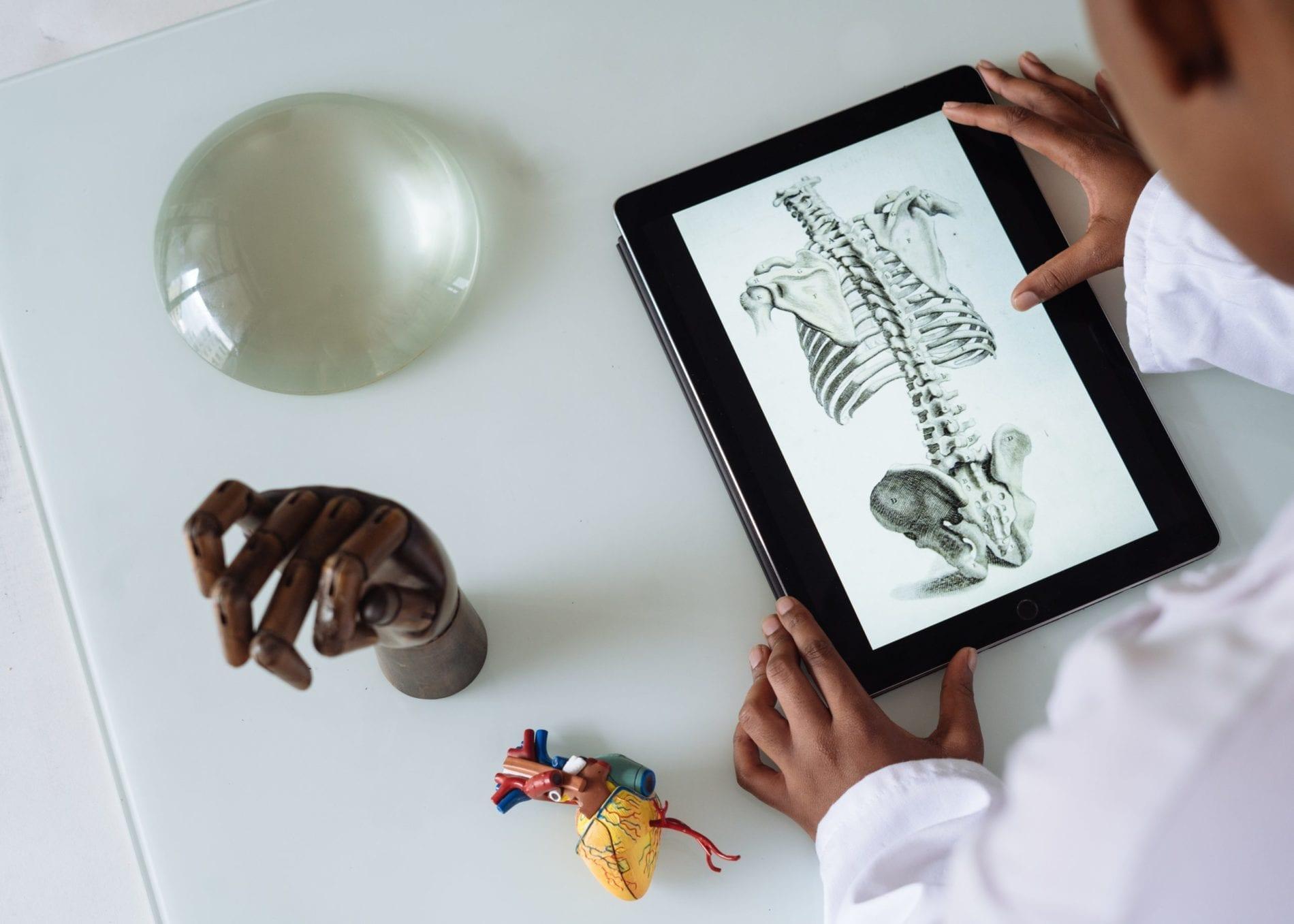 diagnoza - tablet