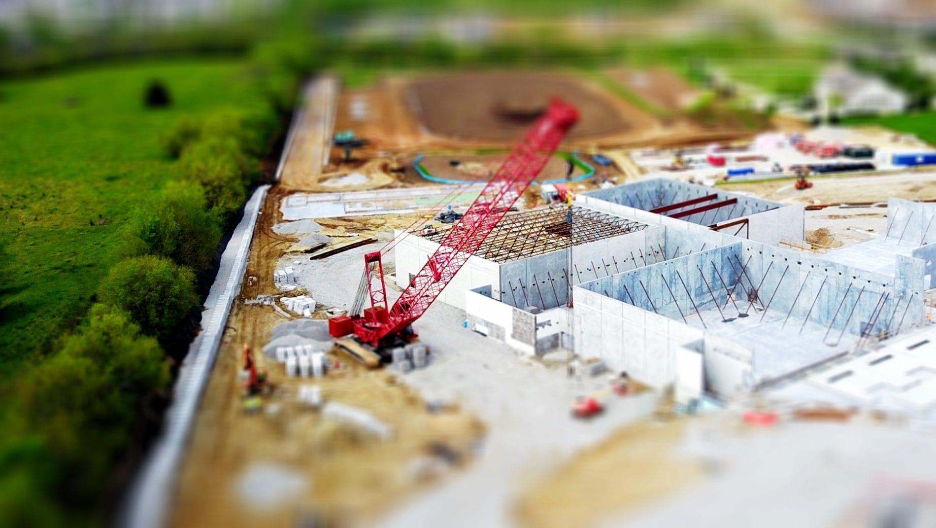 budowa - inwestycja