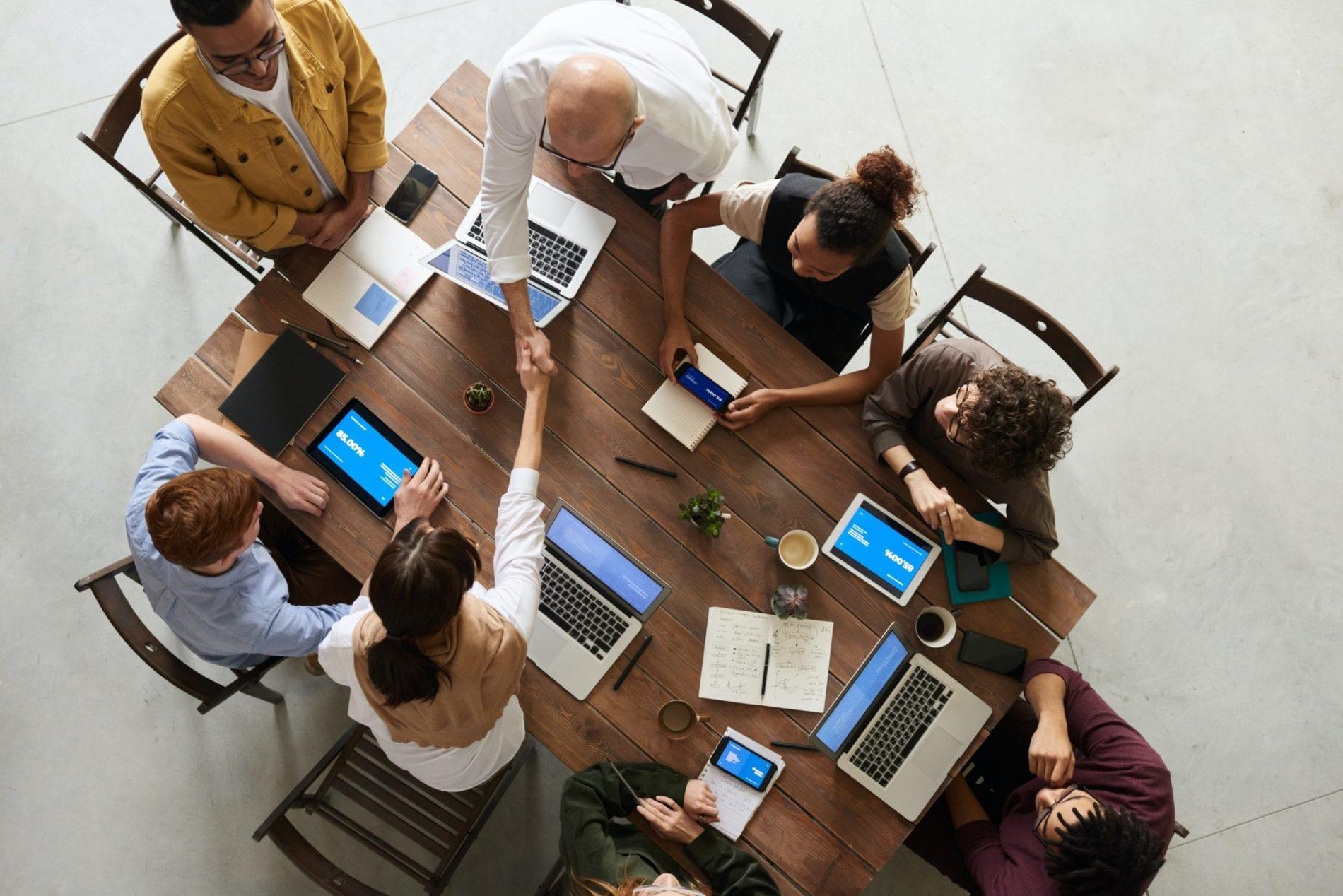 konferencja - współpraca