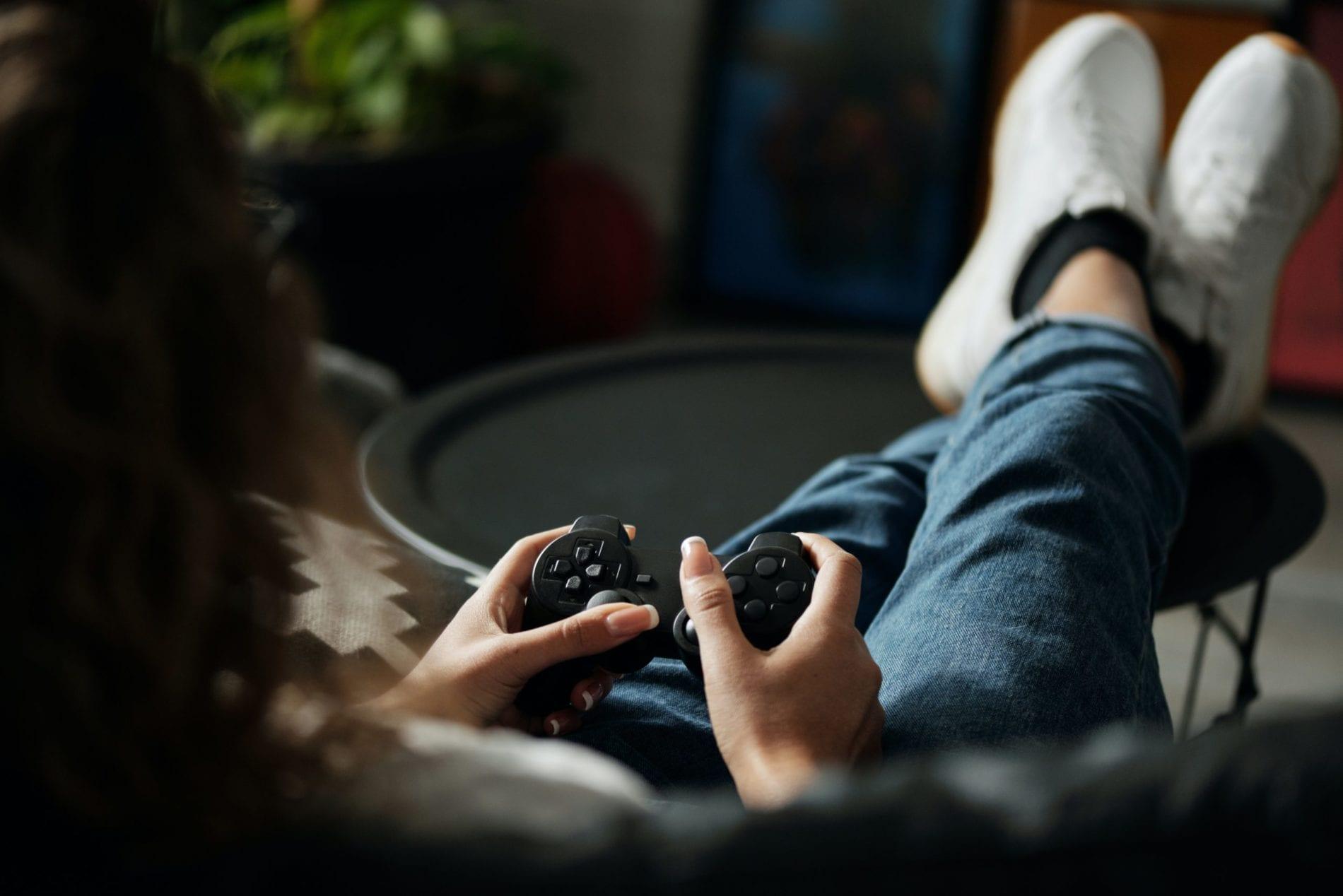 gaming - konsola