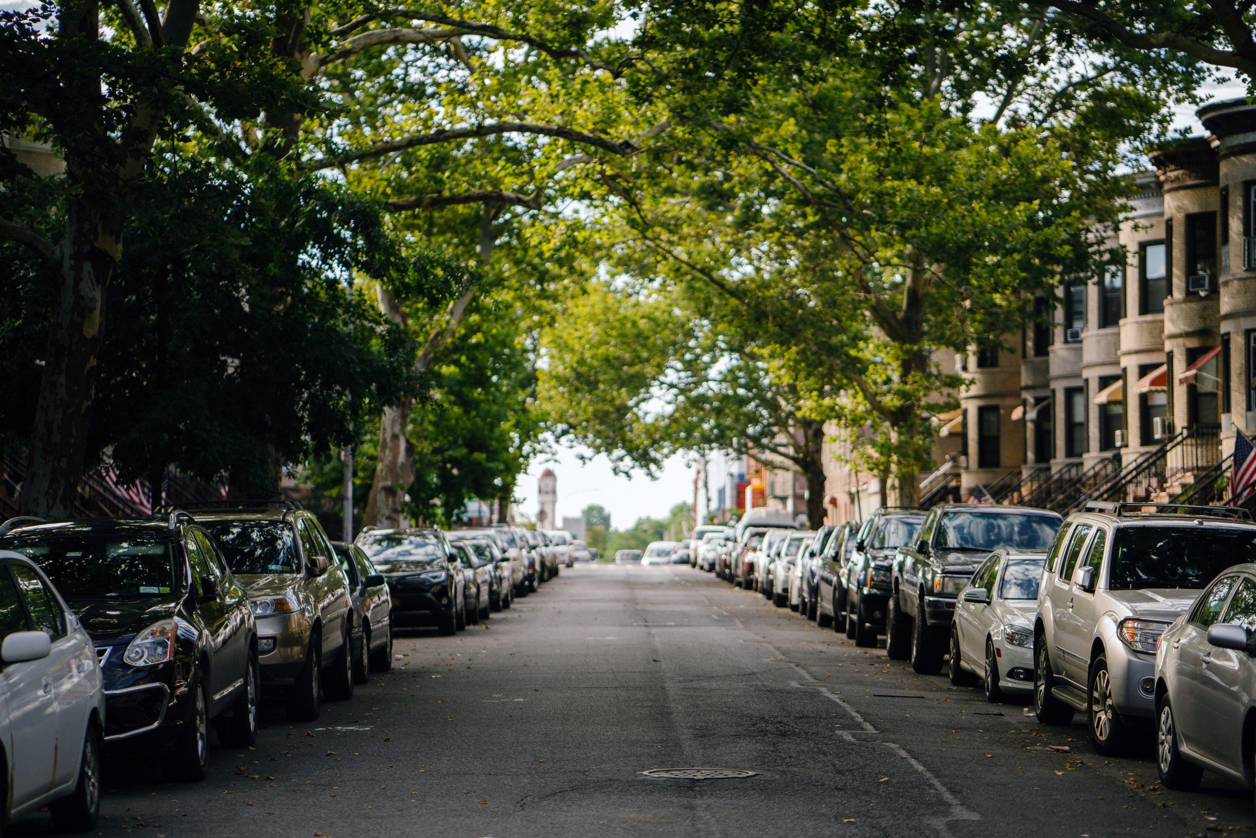 parking - ulica