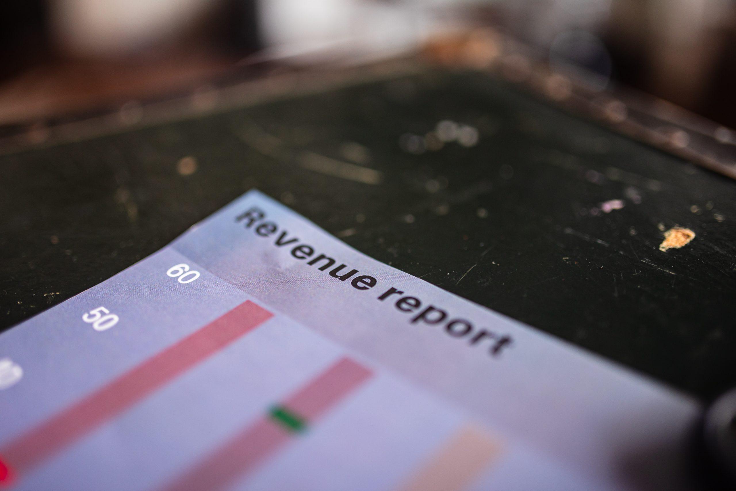 wykres - raport